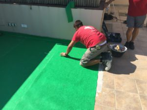 impermeabilizar terraza hidraseal
